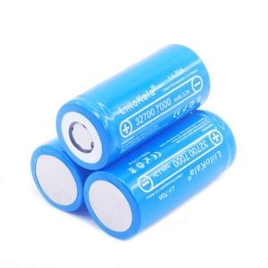 Image 2 - Liitokala 32700 3.2v 7000mah Lii 70A lifepo4充電式バッテリー携帯LiFePO4 5C放電バッテリーバックアップ電源用懐中電灯