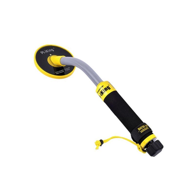 Vibra-iking 750 Handheld Pulse Induction (PI) Pinpointer Gold Metal Detector Fully Waterproof Treasure Hunter