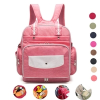 Fashion backpack for Diaper Mummy Bag Baby Backpack Organizer Nursing Bag