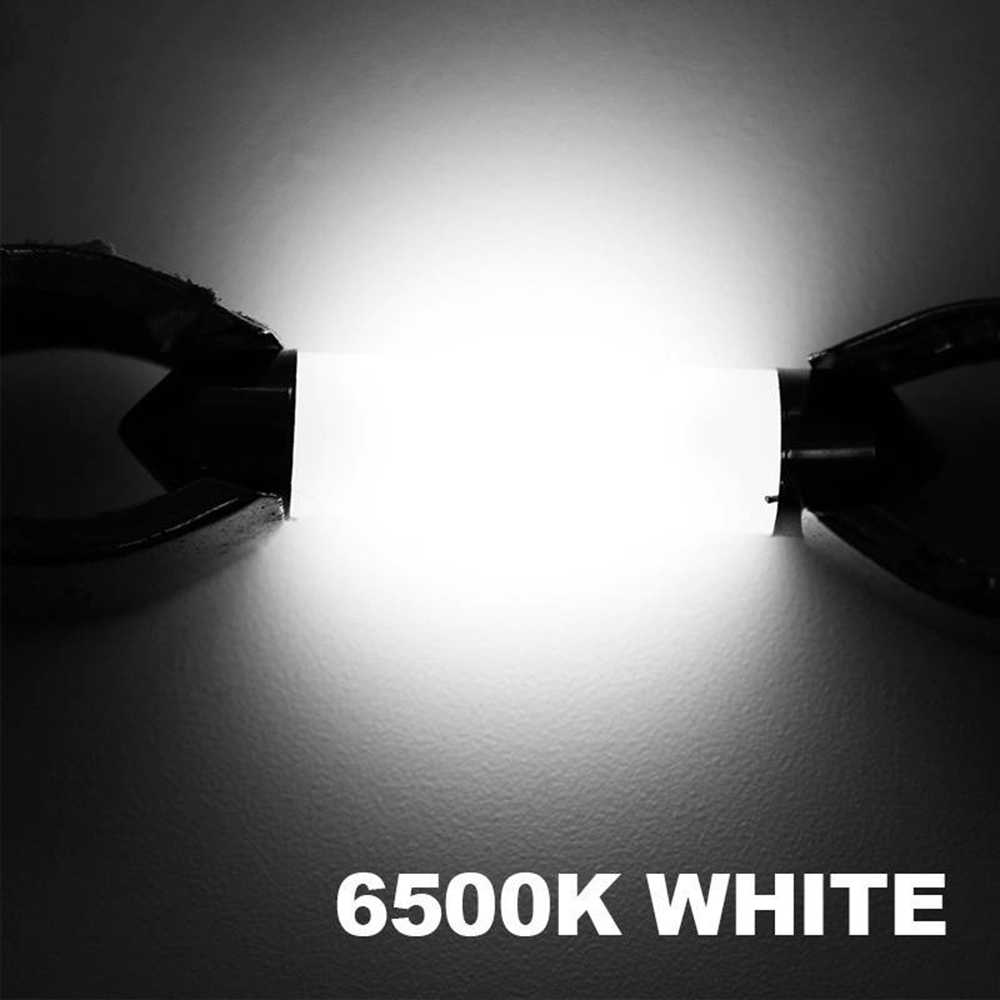 1PC Hohe Qualität 31mm 36mm 39mm 41mm C5W 360 Grad Led Auto Girlande Lichter Auto innen Dome Lampe Lesen Lampe Weiß 12V