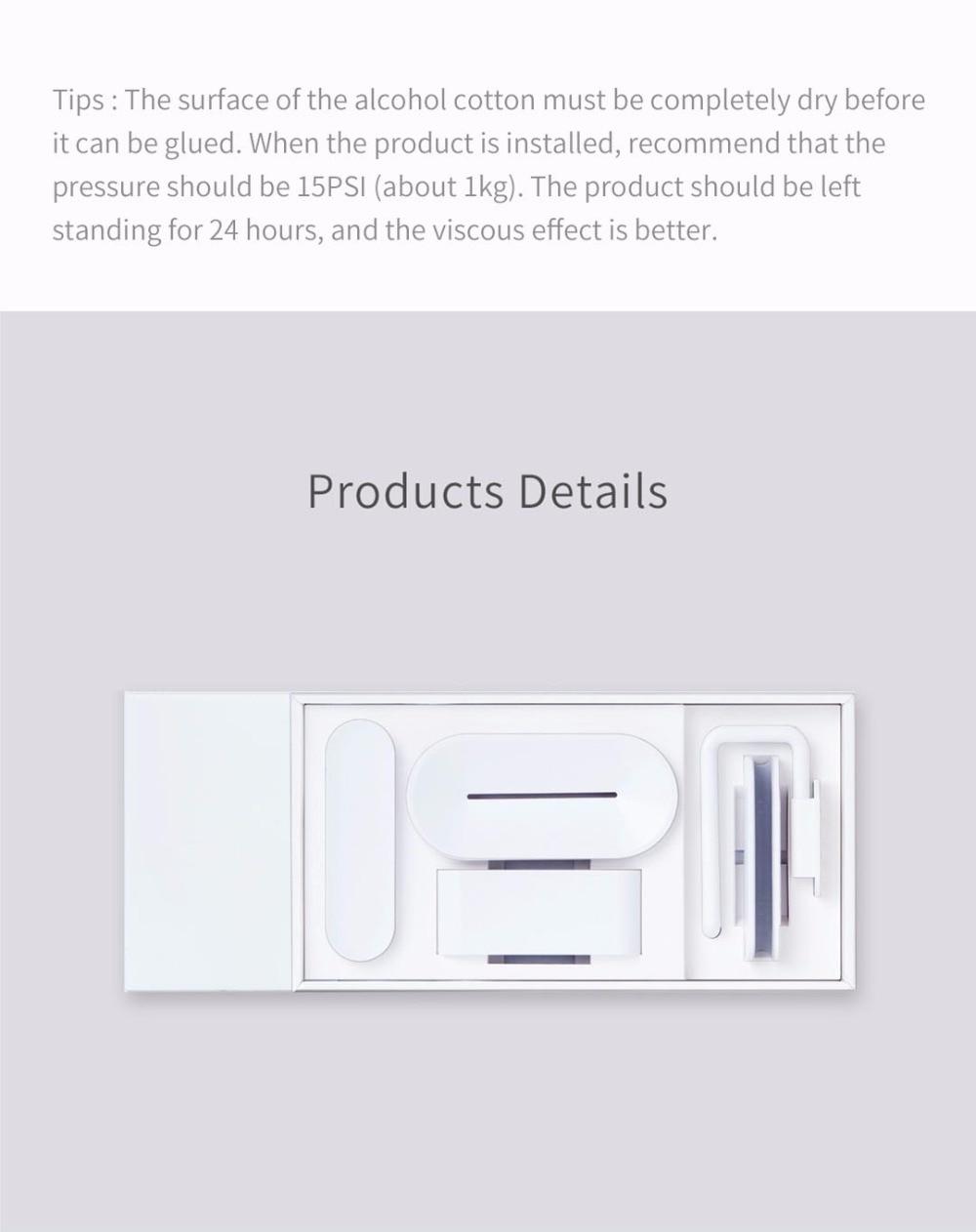 Xiaomi HL 5in1 Bathroom Accessories 15