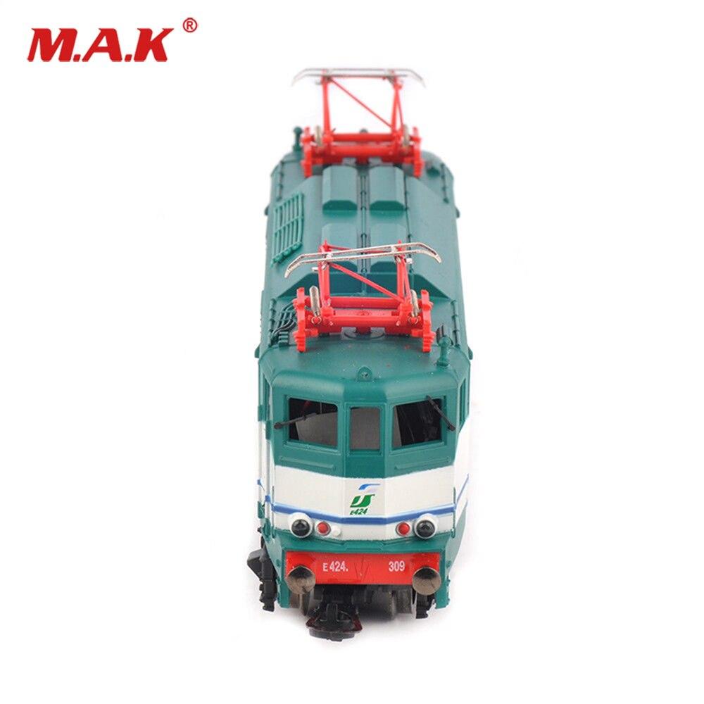 Pour Collection 1/87 ornby Lima passe-temps ligne électrique moulé sous pression Train Locomotive Tram moteur modèle jouets pour enfant enfants cadeaux