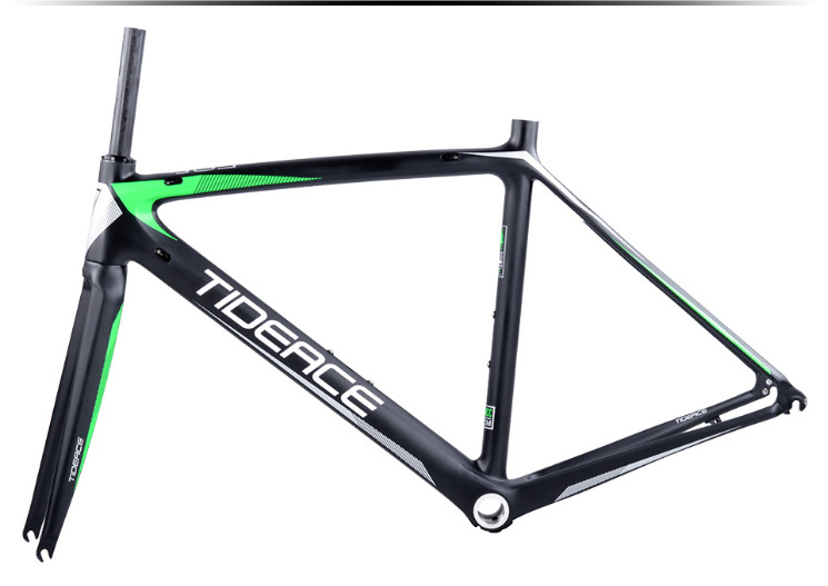 HTB1EQFKkPihSKJjy0Fiq6AuiFXa7 - 2017-2018 Tideace aero Cadre Route Frameset Made in China Carbon Fiber Road Bike Frame Bicycle Frame 50/53/55cm