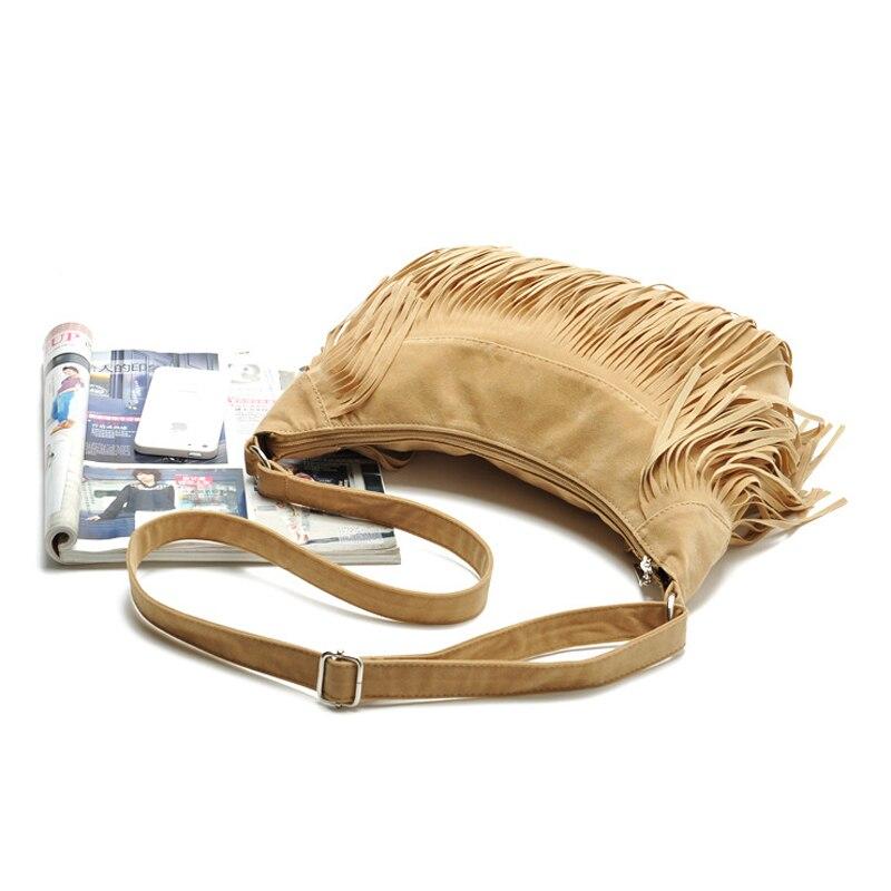 2ce4f8206f Nappe A 3 women Borse Women Bag In E Di Crossbody Modo Libera Hobos Nave 1  Smerigliato Boemia Pelle ...