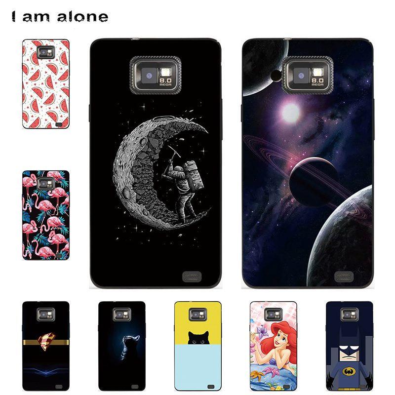 Phone-Cases I9100 Mobile Samsung Galaxy For S-Ii S2 Soft TPU Fashion Bag Alone