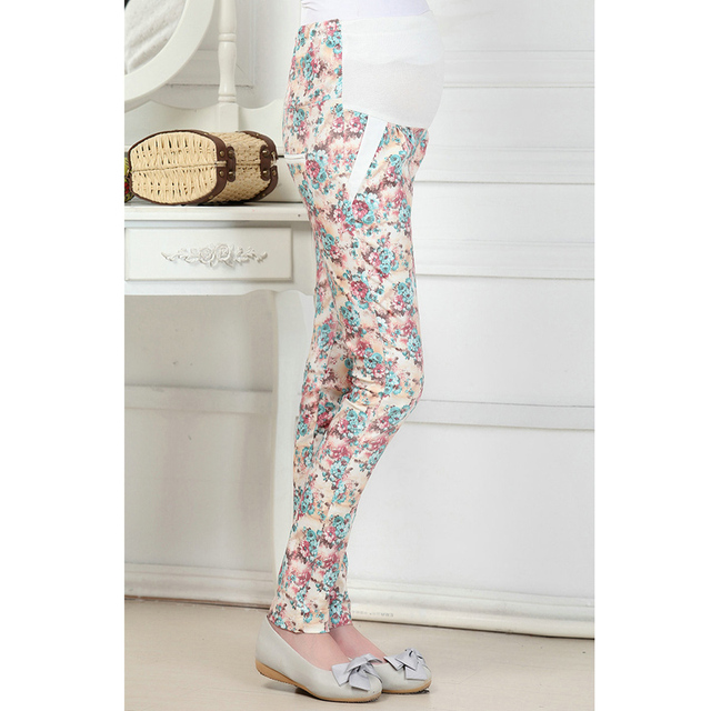 Casual Maternity Pants for Pregnant Women  Pencil Leggings Maternity Clothes Pregnancy Trousers for spring&autumn 2016