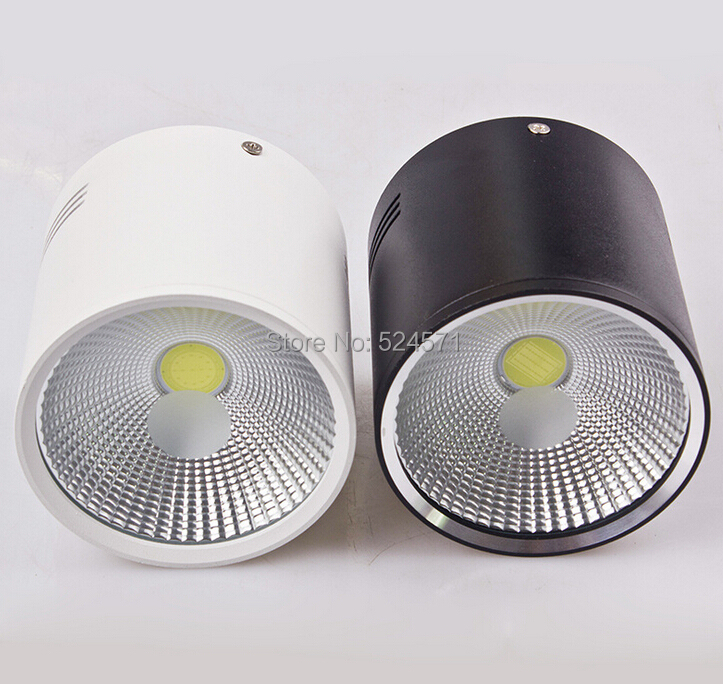 Free Shipping Cob Dimmable 15w Led Downlight D75 100mm