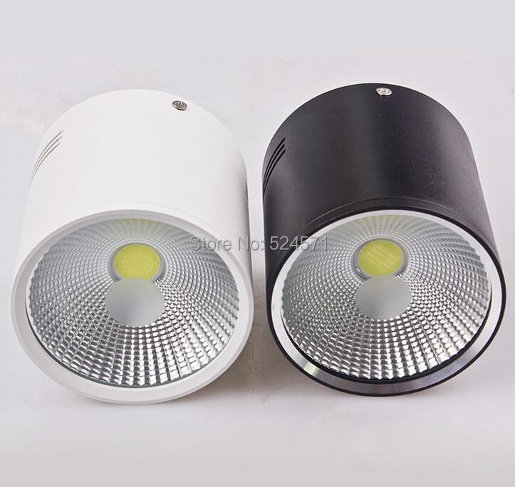 online get cheap led downlight surface mount aliexpress. Black Bedroom Furniture Sets. Home Design Ideas