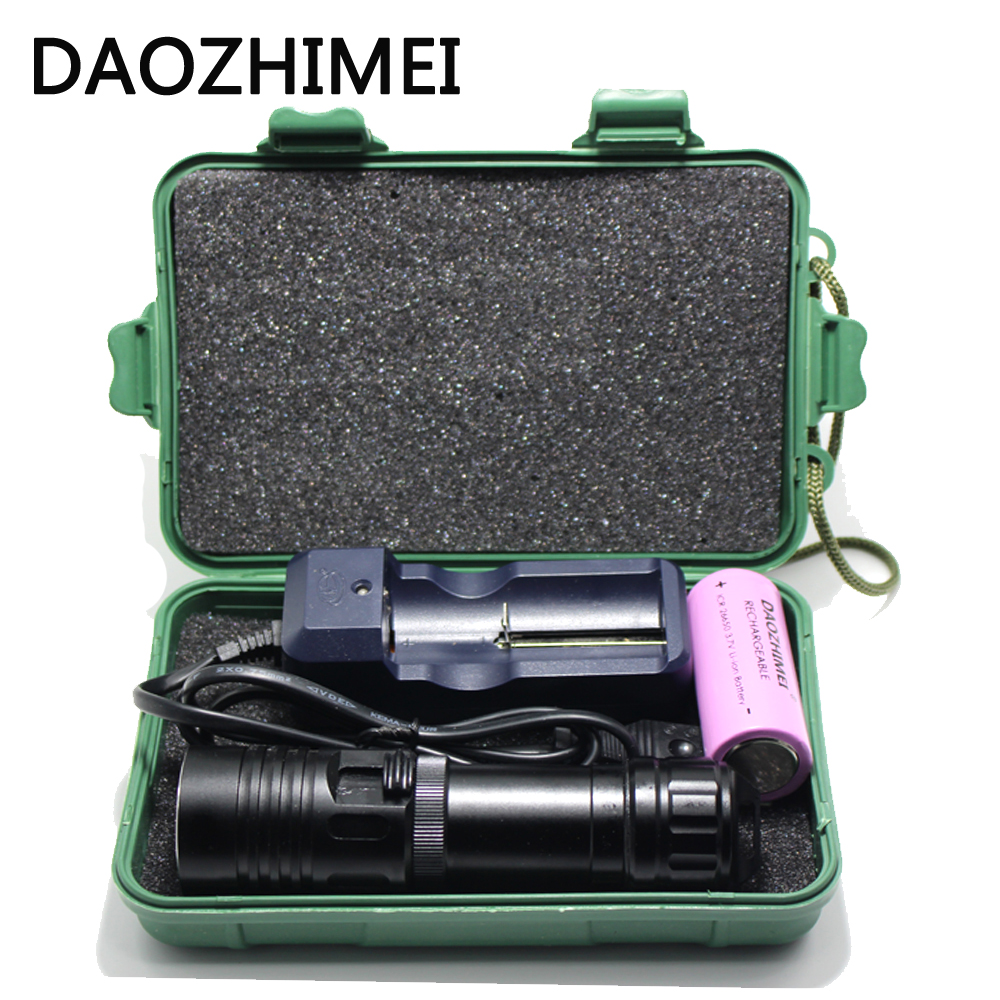 100M underwater diving flashlight led scuba flashlights light torch diver XM-L2 Use 18650 OR 26650 rechargeable batteries 100m led diving flashlight diver torch scuba flashlights underwater light 3200lumen cree xm l2 lamp rechargeable waterproof