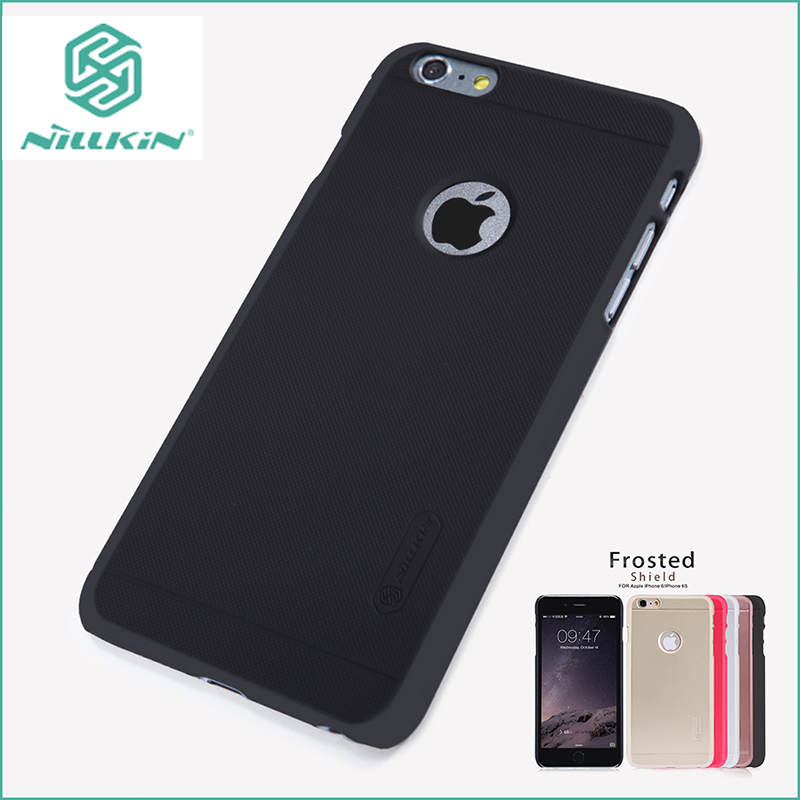New For iPhone 6s Case Nillkin Cover High Quality Super Frosted Shield For iphone 6 6s