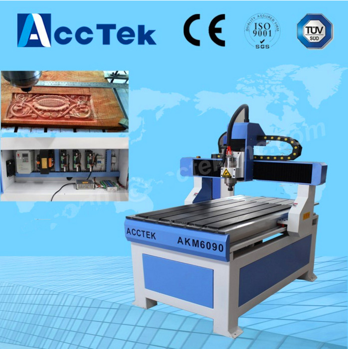 cnc machine 6090,high table cnc router woodworking machinery AKM6090  model 3d cnc machine 6090 woodworking cnc router for sale