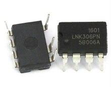 100 ชิ้น/ล็อต LNK306PN DIP7 LNK306P DIP LNK306 DIP 7 306PN ใหม่