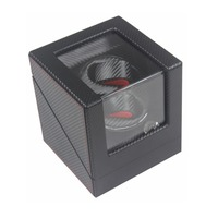 Watch Winder LT Wooden Automatic Rotation 2 0 Watch Winder Storage Case Display Box Black Colors