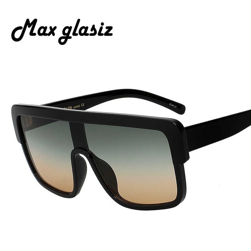 7c2fe2b71c Max glasiz New Square Brand Designer Sunglasses Women Gradient Lense High  Quality Sun Glasses For Men