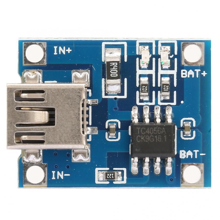 10PCS TP4056 5V 1A Lipo Battery Mini USB Charging Board Charger Module