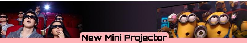 1new mini projector