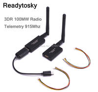 3DR 100mW Radio Telemetry 915Mhz Air And Ground Data Transmit Module For APM 2 6 2