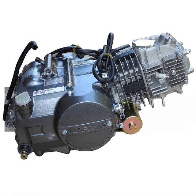 US $185 0 |Lifan 125cc LF125 electric start engine assy for PIT Bike  Motorcycle-in Engines from Automobiles & Motorcycles on Aliexpress com |  Alibaba
