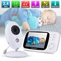 Беспроводная камера Babyfoon Met  3 5 дюйма  видеоняня  ночное видение  камера безопасности  Bebe  монитор с держателем