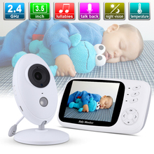 3.5inch Wireless Babyfoon Met Camera Video Baby Monitor Night Vision Babyphone Security Camera Bebe Monitor With Holder