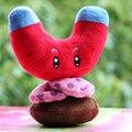 Растения Против Зомби Магнит Shroom Плюшевые Мягкие Чучела Животных Игрушки Куклы