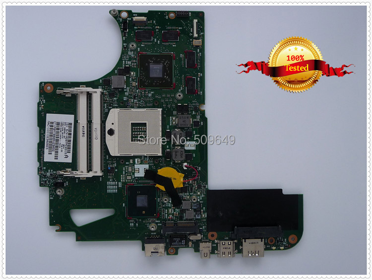 ФОТО Top quality , For HP laptop mainboard ENVY 14 608365-001 laptop motherboard,100% Tested 60 days warranty  608365-001