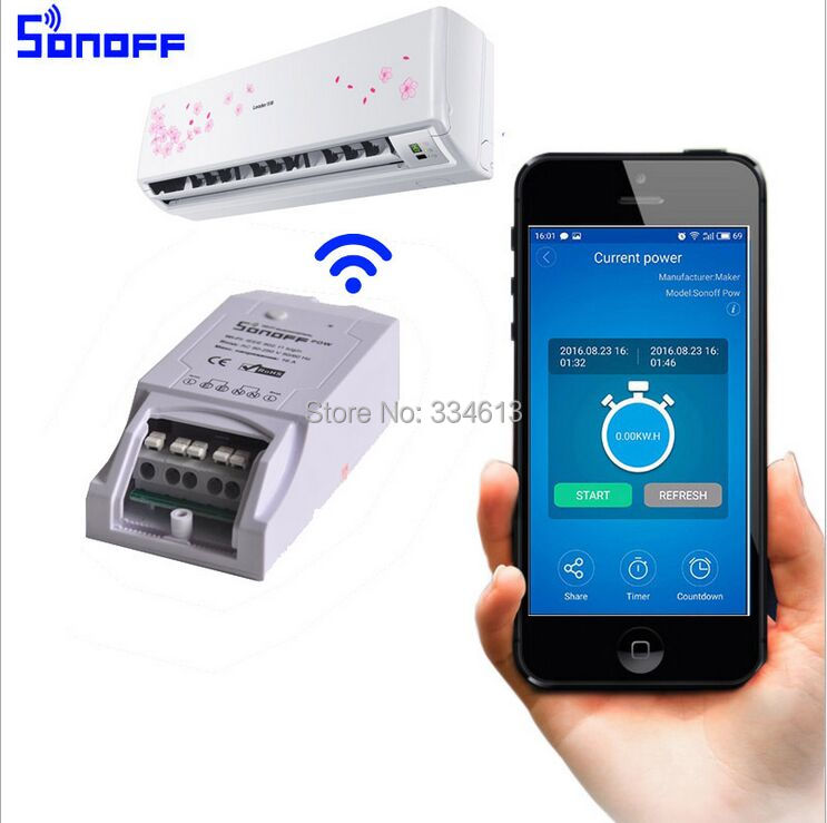 Aliexpress.com : Buy Sonoff Dual WiFi Wireless Smart