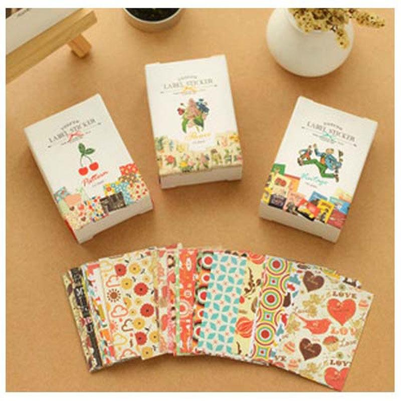 27Pc Washi Scrapbook Basic Masking Tape Stickers Pack Decorative Labelling Craft