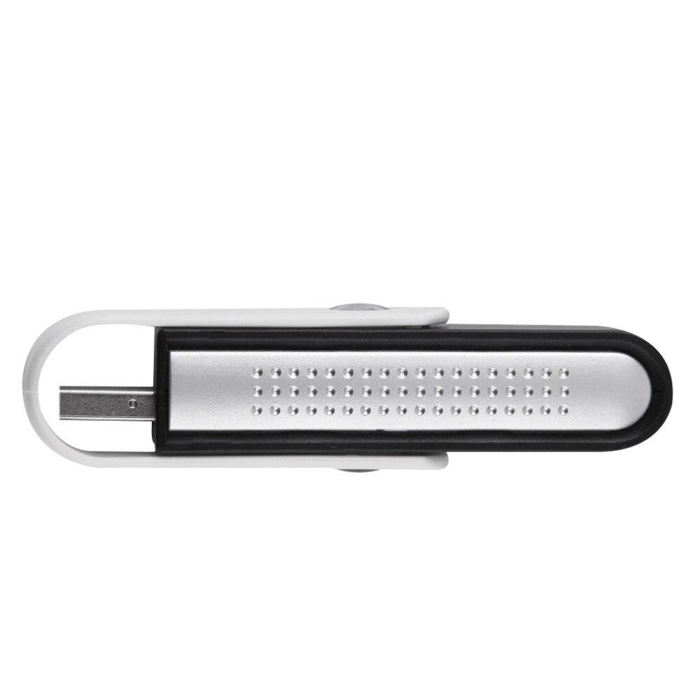 Новый Поворотный USB здоровый ионизатор ионный Воздухоочистители Handy свежий для портативных ПК Офис очиститель чистоте воздуха Портативный