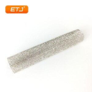 Image 4 - Étui de Microphone brillant de couverture de poche daccessoires de Microphone de Bling détape de Performance pour létape