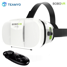"Teamyoใหม่ล่าสุดBOBOVR Xiaozhai Z3 3D Googleแว่นตาVRความจริงเสมือน3Dภาพยนตร์วิดีโอเกมแก้วสำหรับ4 ~ 6 ""มาร์ทโฟนกระดาษแข็ง"