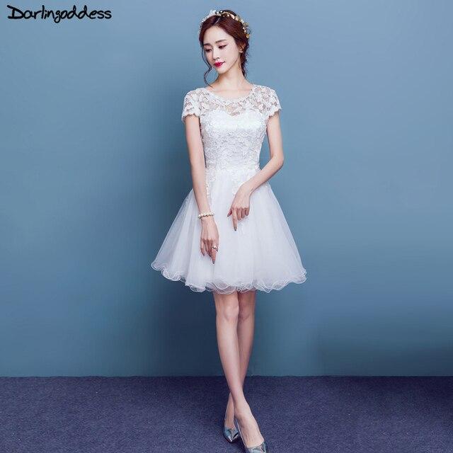 Short Affordable Wedding Dresses | Wedding Gallery