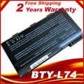 Bty L74 Özel Fiyat Yeni 6 Hücreleri Laptop Batarya BTY-L74 MSI A6200 CR600 CR610 CR620 CR700 CX-600 CX610 CX700