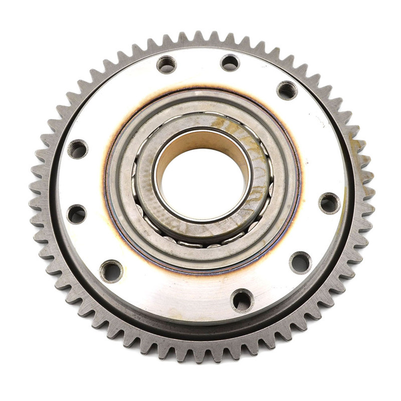 Motorcycle One Way Bearing Starter Clutch Gear Assy for BMW F650 F 650 1992-1996 F650CS CS 2000-2005 G650X Country 2007-2010 тормозные диски для мотоцикла jlmt 03 04 05 06 07 08 09 10 11 bmw 650 f f650 1993