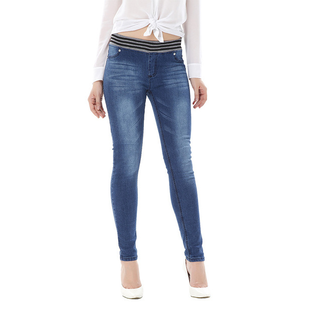 Hot Crayon Jeans Jeans Skinny Ripped Stretch New Vente Femme 2017 ZTXfc5qn