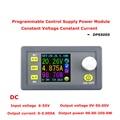 DC DPS5005 Voltaje Constante y corriente Step-down fuente de Alimentación Programable buck convertidor de Voltaje del módulo de color LCD voltímetro