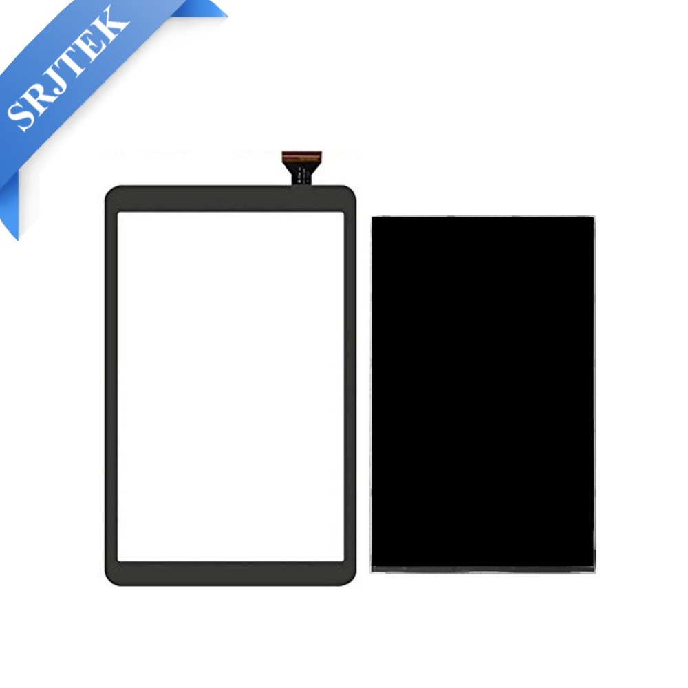 Srjtek For Samsung Galaxy Tab A 10.1 SM-T580 Touch Screen Digitizer+LCD Display Replacement Parts