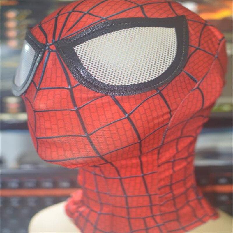 Ainiel выпускников Человек-паук Косплэй костюм аксессуар Хэллоуин Фэнтези человек-паук К ...