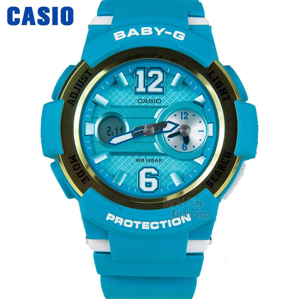 Casio watches fashion trend students outdoor sports electronic watch BGA-210-2B BGA-210-4B ot01 2016 trend fashion students watch led electronic watches couple watches for men and women