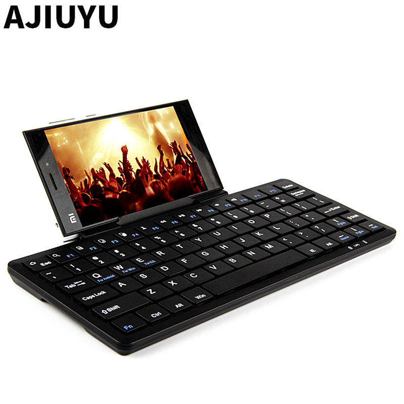 Bluetooth font b Keyboard b font For Xiaomi Mi 6 5 A1 Max 7 Note 4