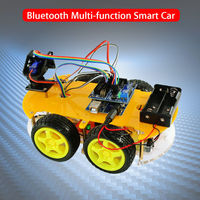 Keyes Multifunction Bluetooth Controlled Robot Smart Car For Arduino Professional With Free Shipping