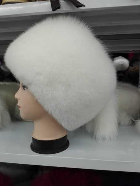 ФОТО new arrival winter new fashion full fox fur hat