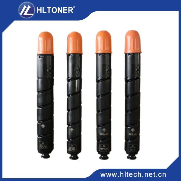 NPG46/GPR31/C-EXV29 color toner cartridge  Compatible canon ImageRunner ADVANCE C5030 C5035 BK/M/C/Y 4pcs/Lot