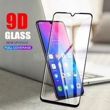 Protector de pantalla de vidrio templado 9D para Xiaomi Mi 9, película protectora de vidrio templado para mi 9