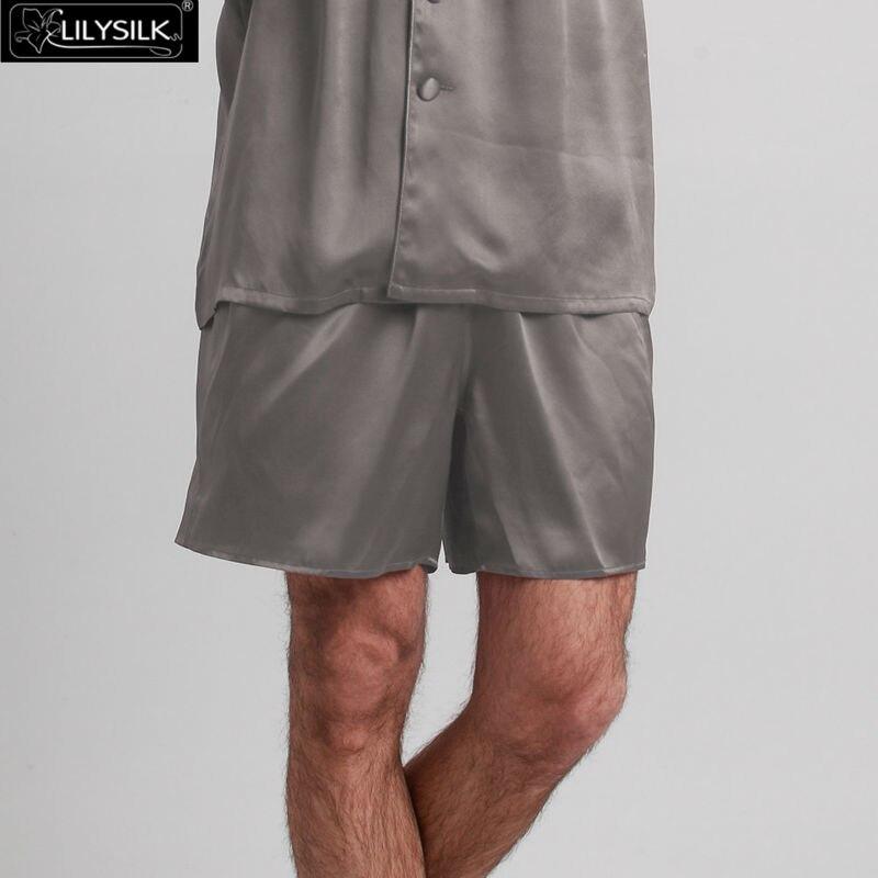 1000-dark-gray-22-momme-mens-short-silk-bottom