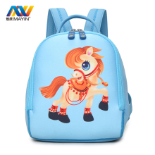 Waterproof Cartoon Lovely Dog School Backpacks Kindergarten Children's Bag for Baby Girl and Boys Knapsack Canine Patrol mochila