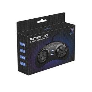Image 5 - Retroflag MEGAPi Case for Raspberry Pi 3 B Plus (3B+) / 3B / 2B Classic USB Wired Controller for Raspberry Pi, Windows, Switch