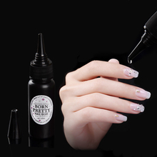 BORN PRETTY Nail Decoration Adhesive Glue 25ml Fast-dry for UV/LED Manicure Nails Art Adhesive Tools