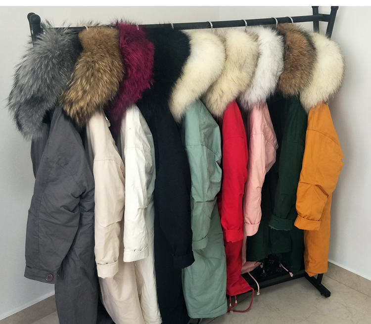 Black Capuche Véritable Longue Bas Vers Hiver White Lâche Gray Le Match red Femmes Fourrure Raton Natural other Casual De Laveur Mujer Natural beige Doudoune red green Blacktip beige pink Black Femelle gray White 2018 pink Veste Natural Manteau Col À gray green White White Black Parkas red Natural green xqXHp7ZZ