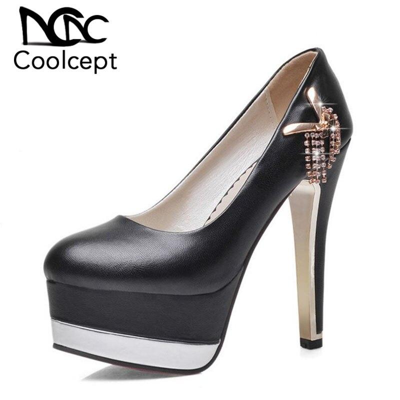 Beige Chaussures Mode Talons Sexy Rouge Mince Partie Pompes Mariage vm8wONn0